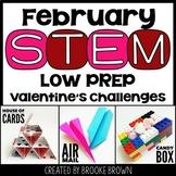 Valentine's Day STEM Challenges (February)