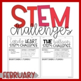 February STEM Challenges
