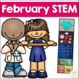 February STEM 11 Challenges Valentine's Day