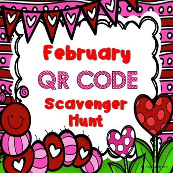 February Scavenger Hunt