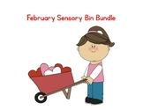 February Sensory Bin Bundle