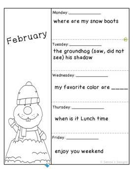 Editing Practice - February