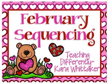 February Sequencing Mini-Set