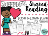 February Shared Reading: Poems and Lesson Plans