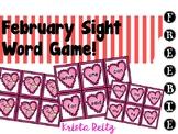 February Sight Work Game