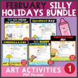 February Silly Holidays Bundle #1