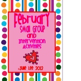 February Small Groups and Intervention