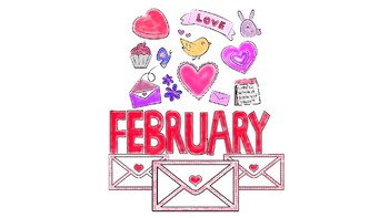 February Music Videos and Stories for Students with Special Needs
