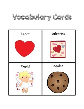February: Special Education or Early Elementary Unit