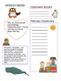 February Speech News