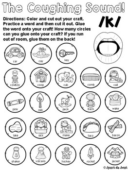 February: Speech Therapy Crafts