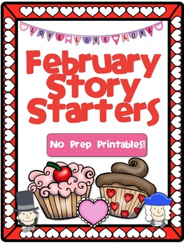 February Story Starters