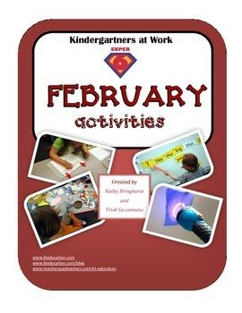 February Super 6 Activities