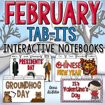 February Tab-Its