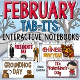 February Tab-Its ® | Distance Learning