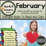 February Themed Guided Readers