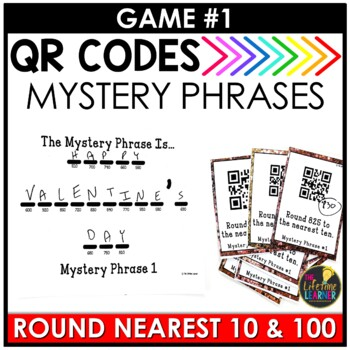 February Third Grade Math Centers BUNDLE