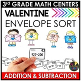 Add and Subtract Valentine's Day Game
