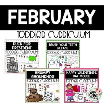 February Toddler Curriculum