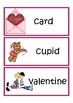 February Valentine Word Wall