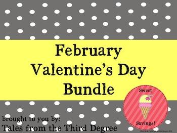 February Valentine's Day Bundle