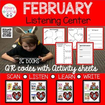 February/Valentine's Day Listening Center