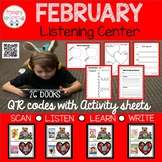 February/Valentine's Day Listening Center