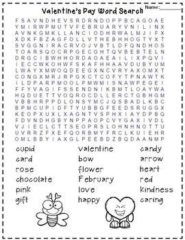 February/Valentine's Day Literacy NO PREP