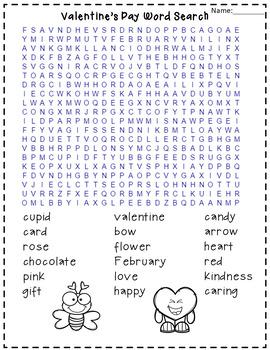 February/Valentine's Day Math and Literacy NO PREP Bundle