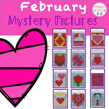 February/Valentine's Day Mystery Pictures