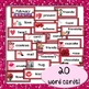February / Valentine's Day Word Wall Cards AND Activities!