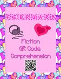 February- Valentine's & Love- Fiction QR Code Comprehension