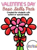 February Valentine's Basic Skills Activity Pack for Studen