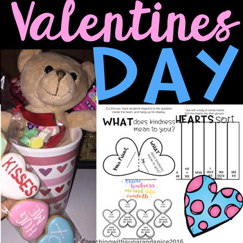 February Valentines Day  Mini Activity - Kindness Pack