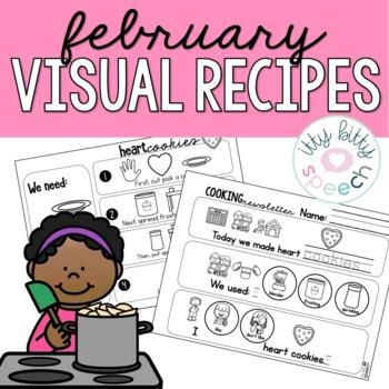February Visual Recipes