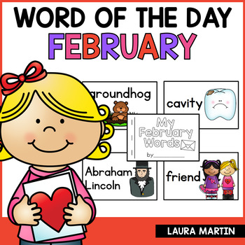Word of the Day-February