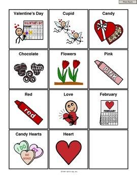 February Vocabulary Words