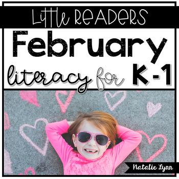 February Whole Group Literacy