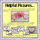 February, Winter, Valentine's Bulletin Board Craftivity and Writing Printables