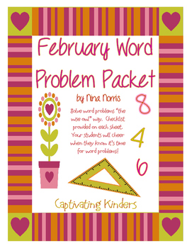 February Word Problems