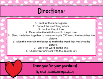 February Word Scramble Mini Book Bk 2 By Madieb Tpt