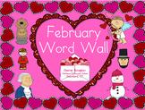 February Word Wall
