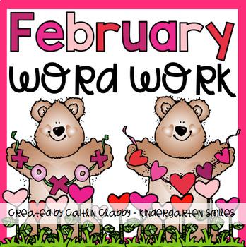 Word Work: February