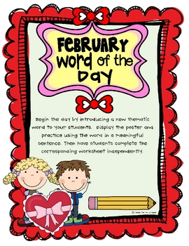 February Word of the Day