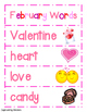 February Words
