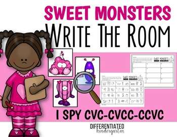 February Write The Room For I Spy Fun