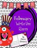 February Write the Room