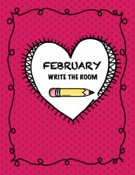 February: Write the Room