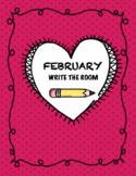 February: Write the Room