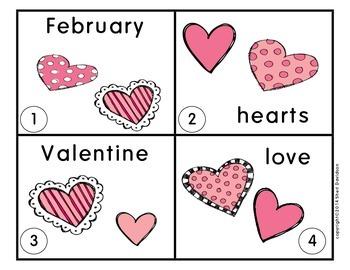 February Write the Room {Valentine edition}